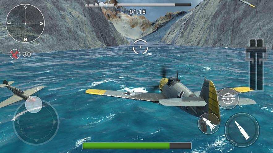 战争机器3D战机