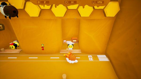 蜂巢管理模拟器