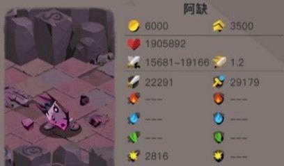 贪婪洞窟2阿缺boss该如何打 阿缺boss打法攻略讲解