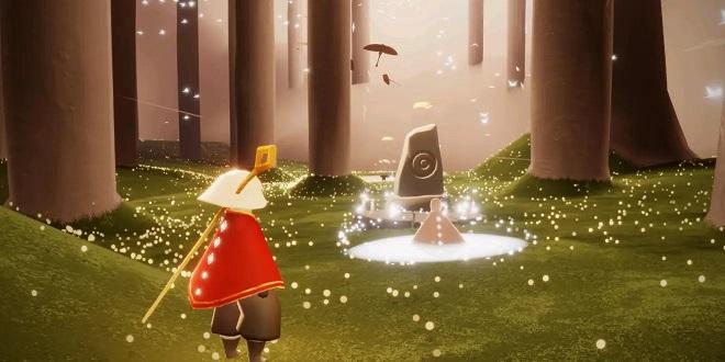 光遇雨林神庙冥想在哪里 在雨林神庙内冥想任务攻略