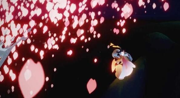 光遇樱花树烛火什么时候出现 樱花树烛火掉落时间