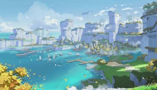 原神尋找其他壁畫在哪 島與海的彼端五大群島解密壁畫攻略