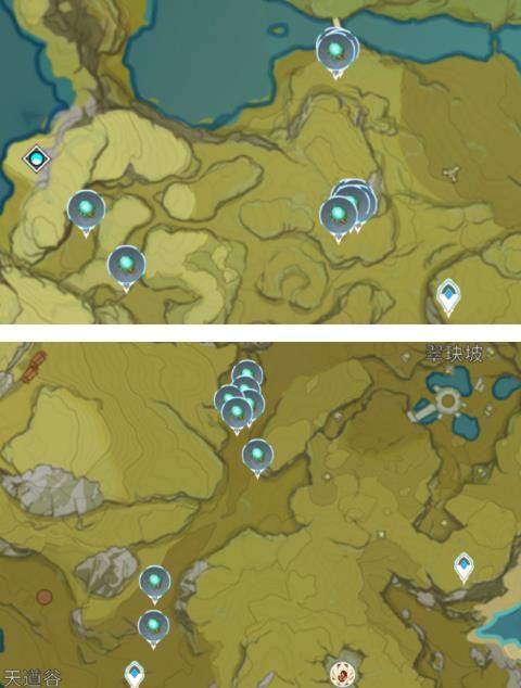 原神萤火虫的发光髓怎么采集