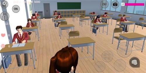 樱花校园模拟器最新版截图1