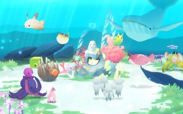 深海水族馆世界截图4