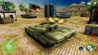 战地坦克模拟器截图1