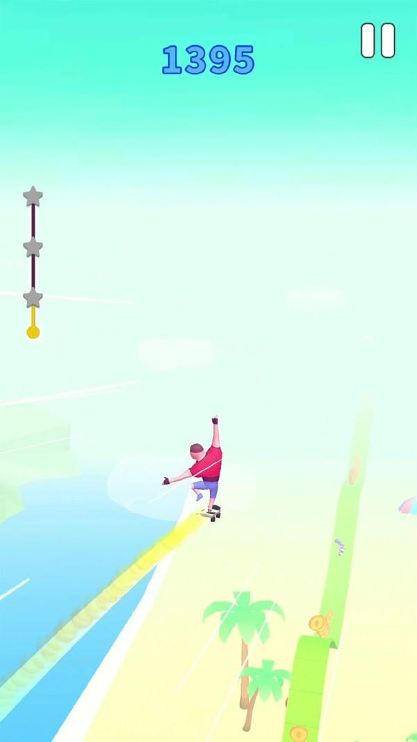 疯狂滑行3D截图3