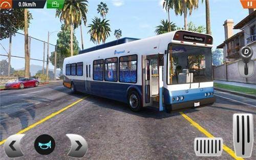 新的巴士游戏模拟器2020截图3