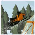 超级雪地摩托游戏