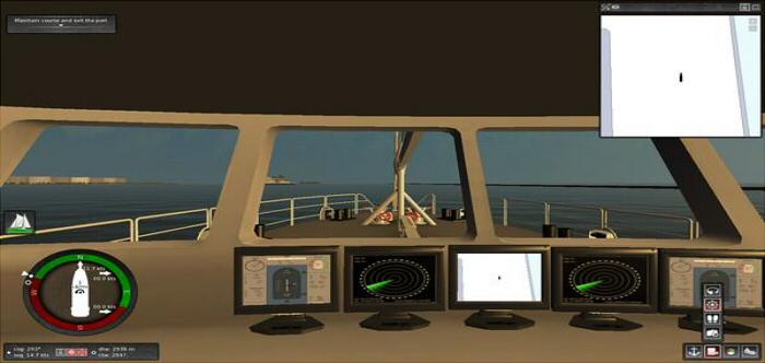 模拟驾驶船舶的手游