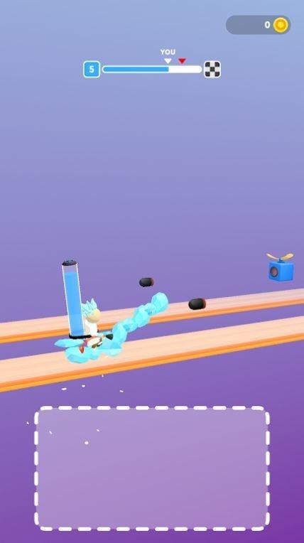 冰上冲浪者游戏截图1