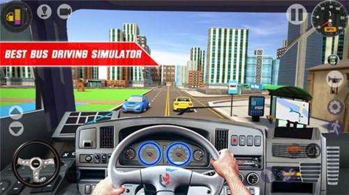 2021城市巴士模拟器截图3