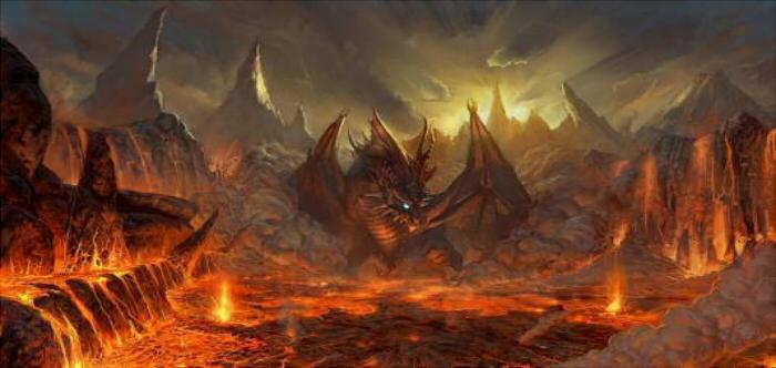 四十转召唤火龙的传奇游戏