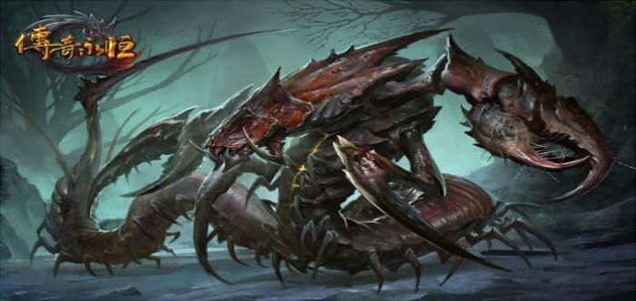 刷新巨型多角虫的传奇游戏