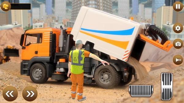 新垃圾车驾驶截图3