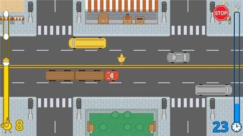 高速鸡过马路截图1