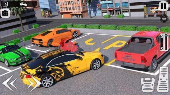 主停车场3D截图3